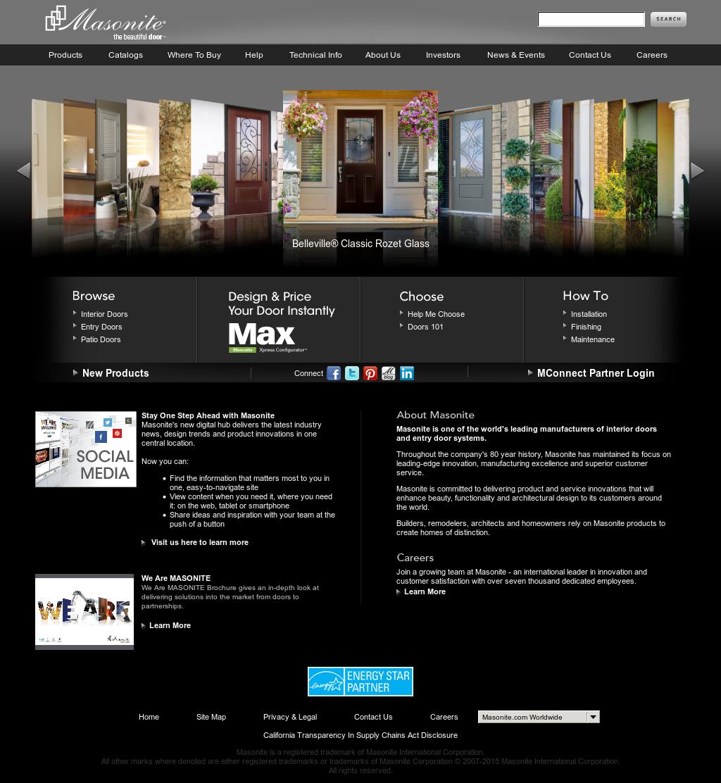 Masonite Competitors Revenue And Employees Owler Company