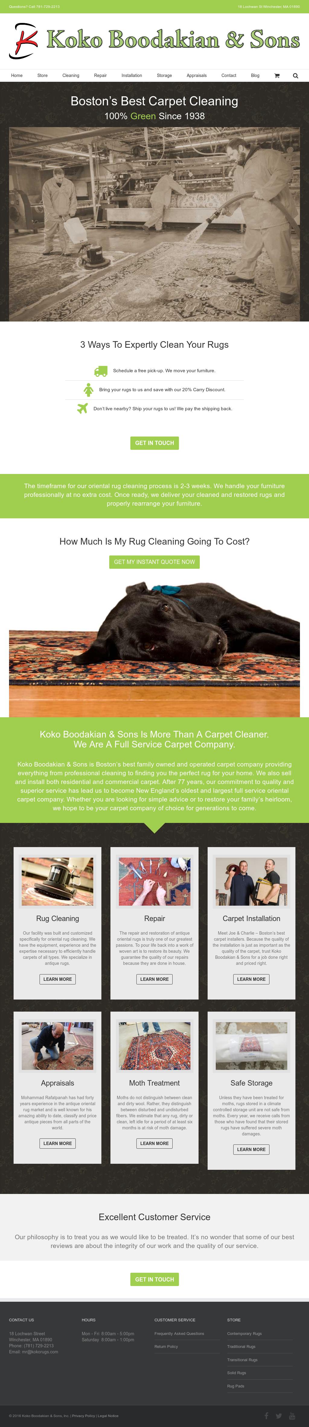 Koko Boodakian & Sons Competitors, Revenue and Employees - Owler Company Profile