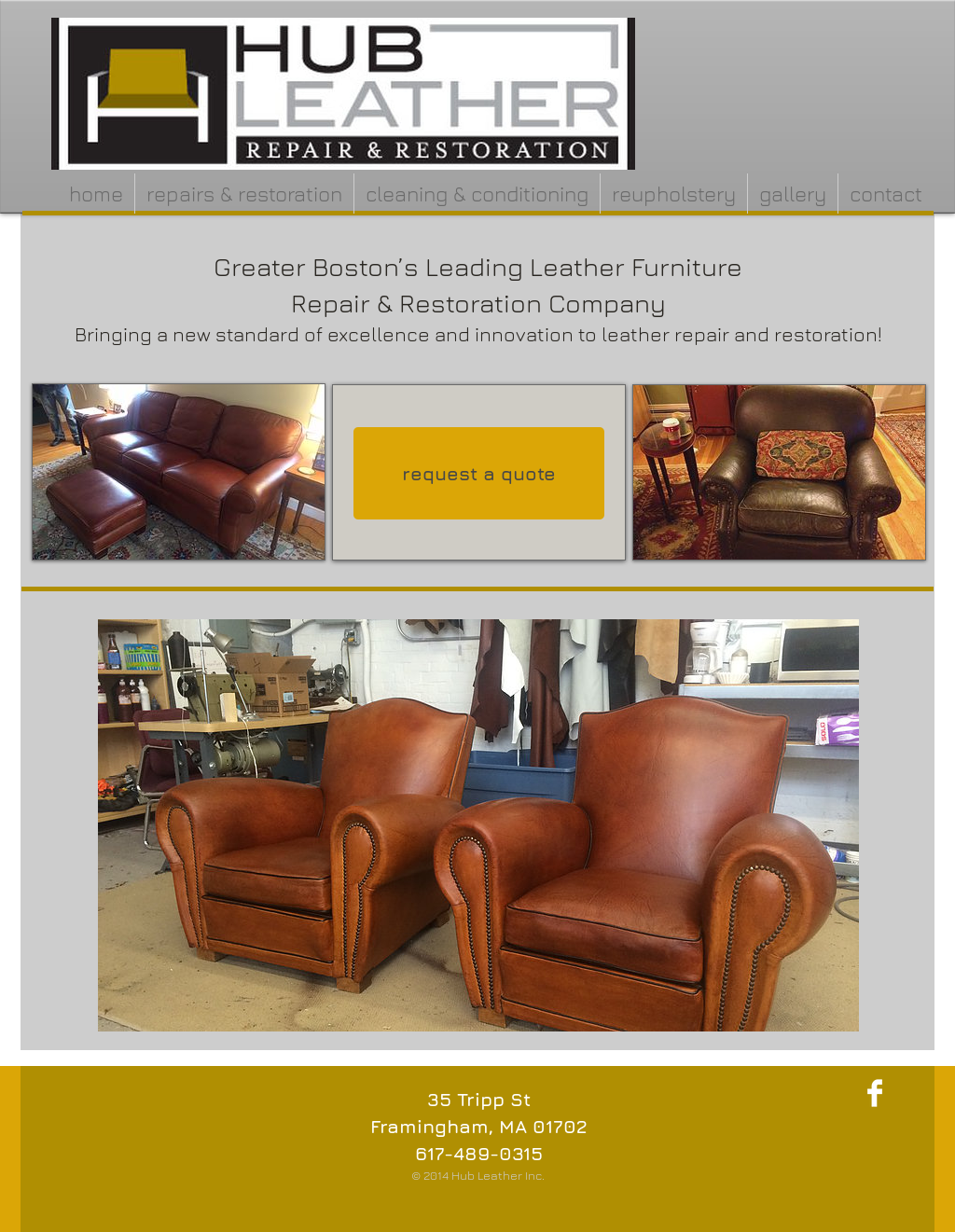 Hub Leather Repair Compeors Revenue And Employees Owler Company Profile