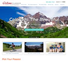 Ciclismo Classico website history
