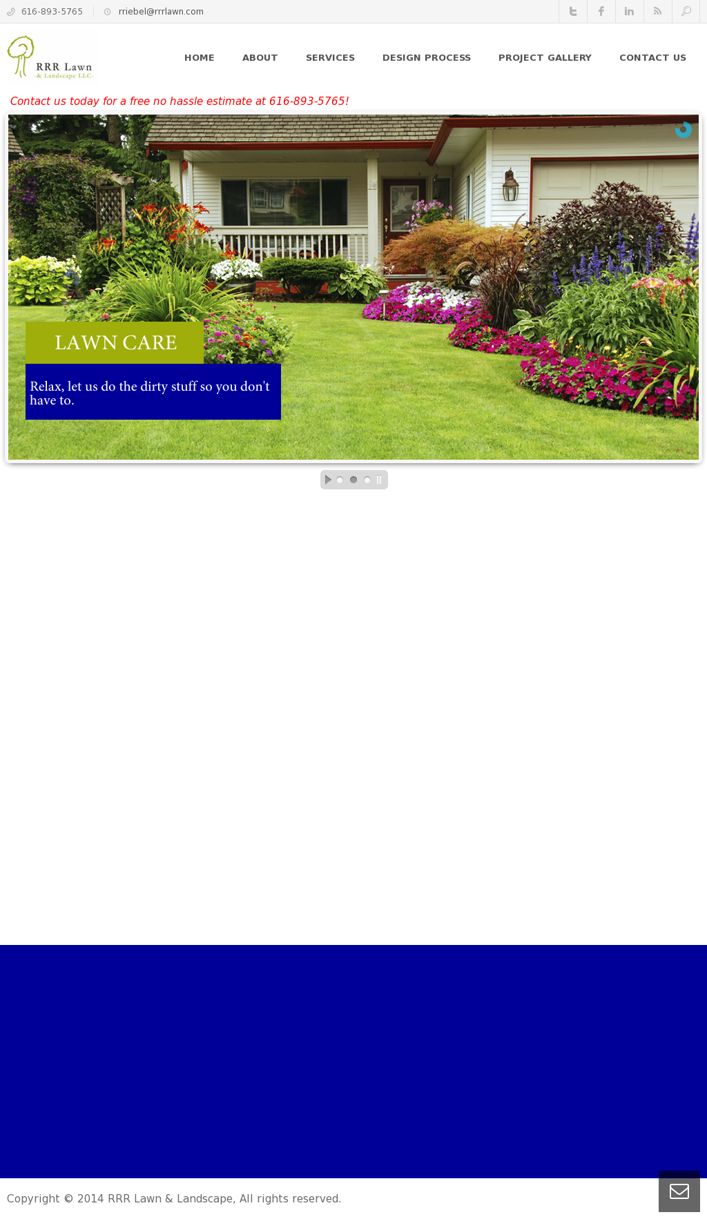 Rrr Lawn Landscape Compeors Revenue And Employees Owler Company Profile