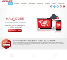 SECUDE website history