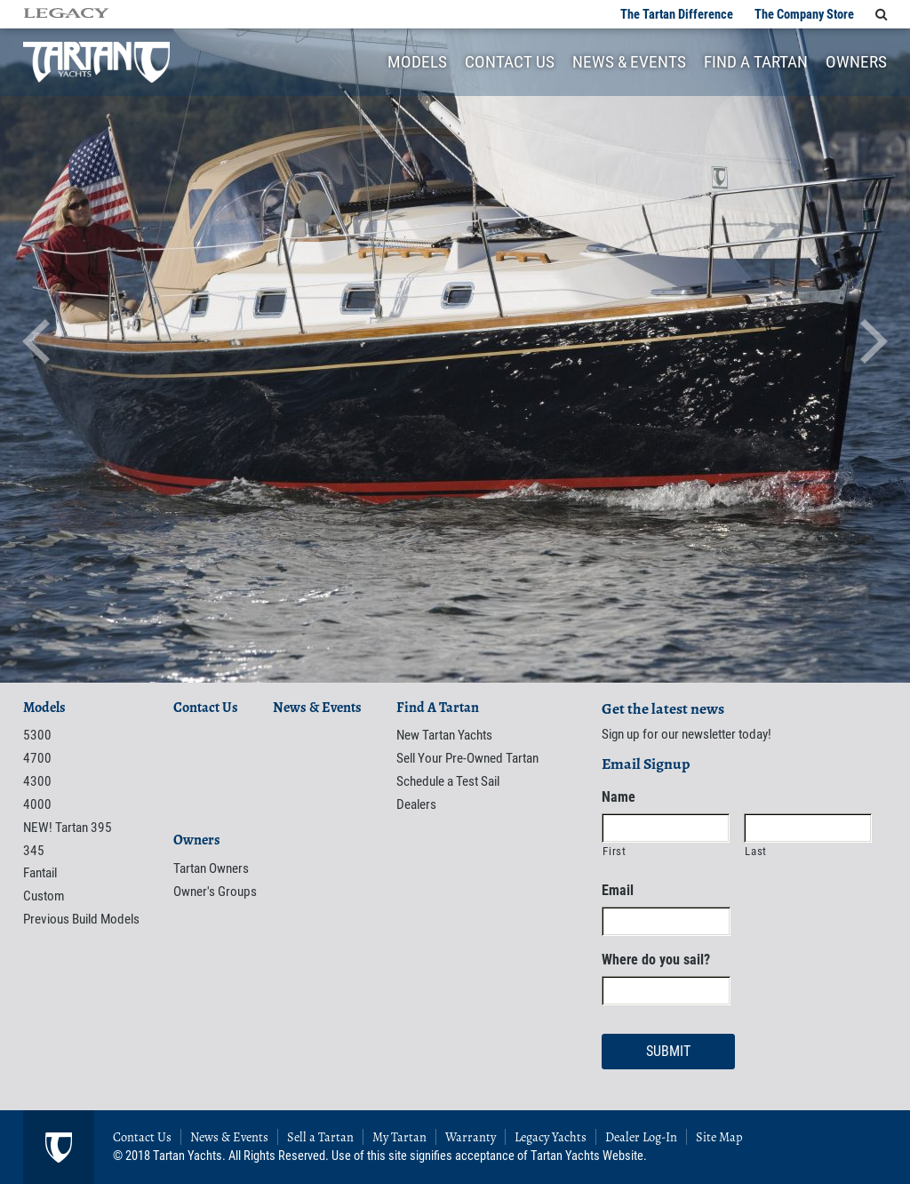 Tartan Yachts Competitors, Revenue and Employees - Owler