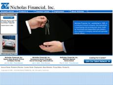 Nicholas Financial Company Profile | Owler
