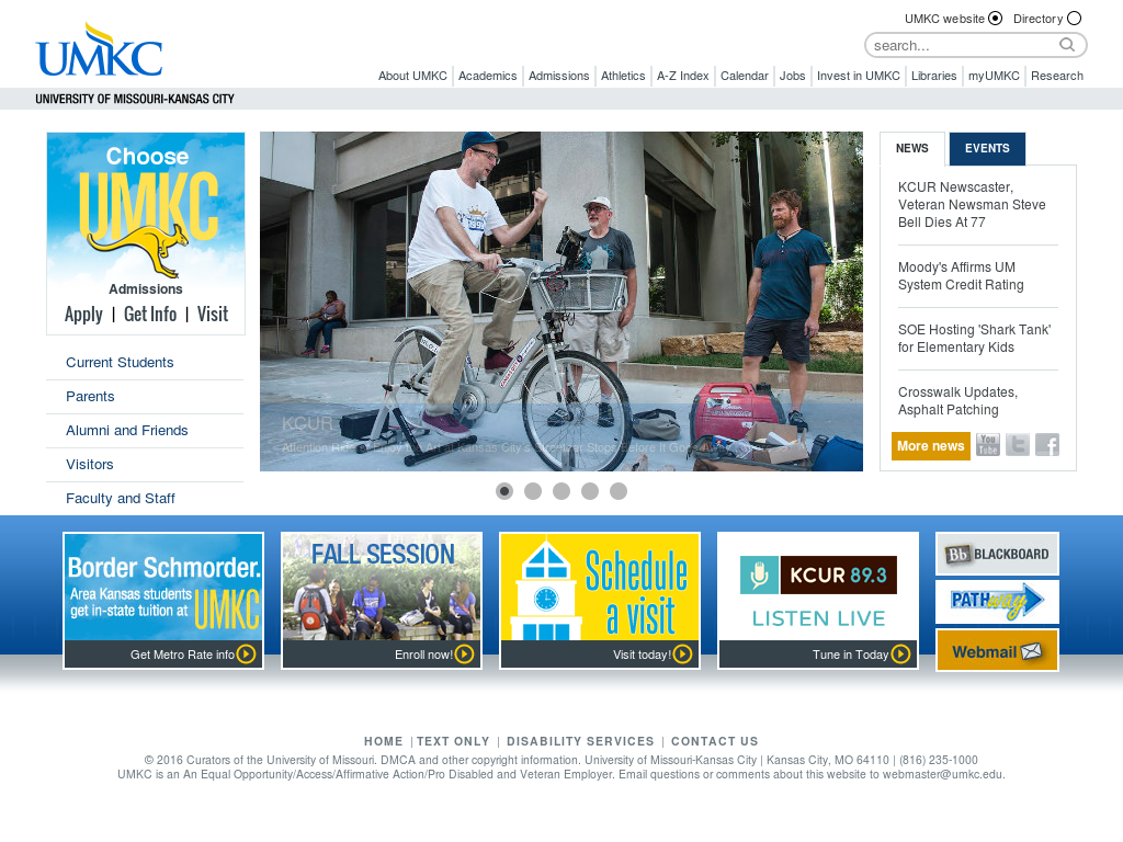 Umkc Academic Calendar.Umkc Competitors Revenue And Employees Owler Company Profile