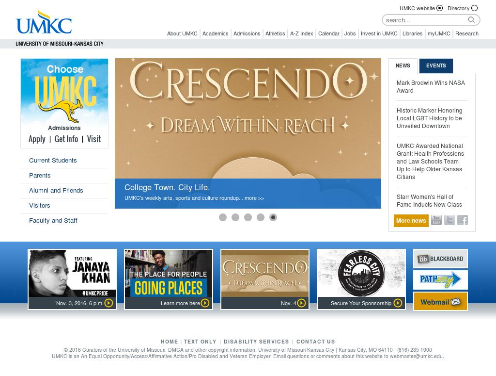 UMKC Competitors, Revenue and Employees - Owler Company Profile
