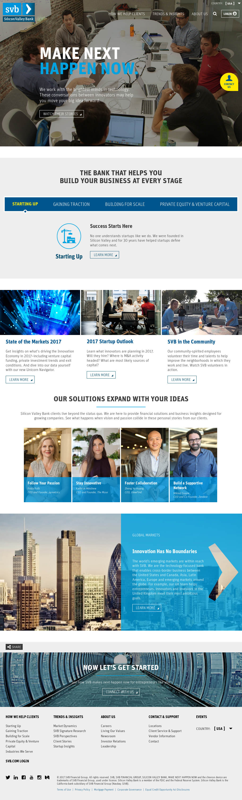 Silicon valley bank competitors revenue and employees owler silicon valley bank website history colourmoves