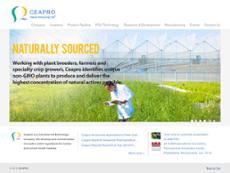 CEAPRO website history