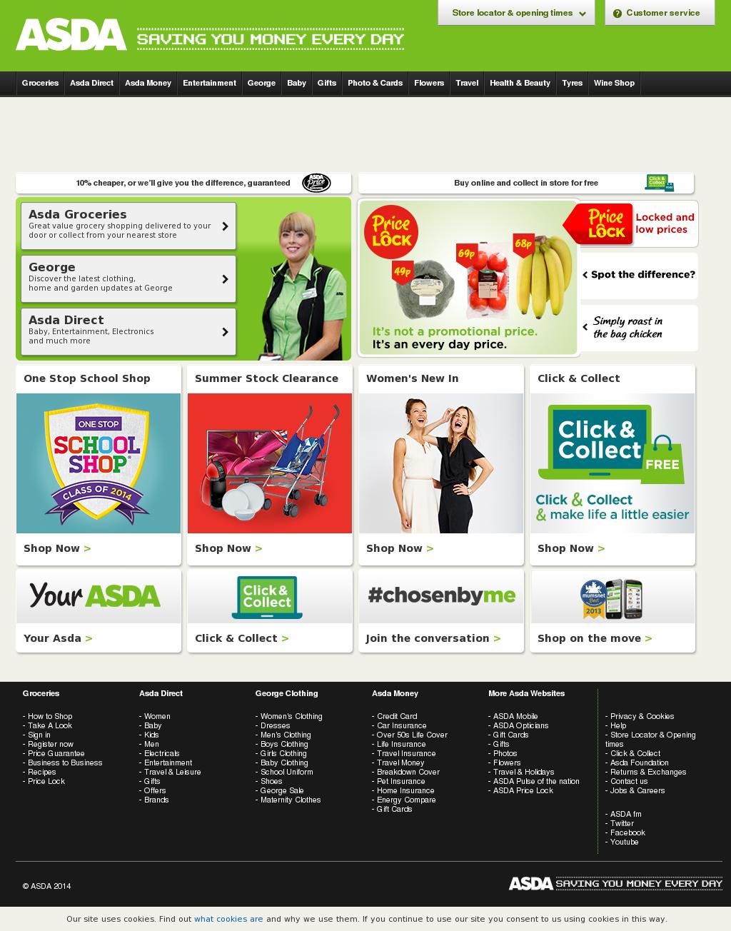 e93420d260 ASDA Competitors, Revenue and Employees - Owler Company Profile