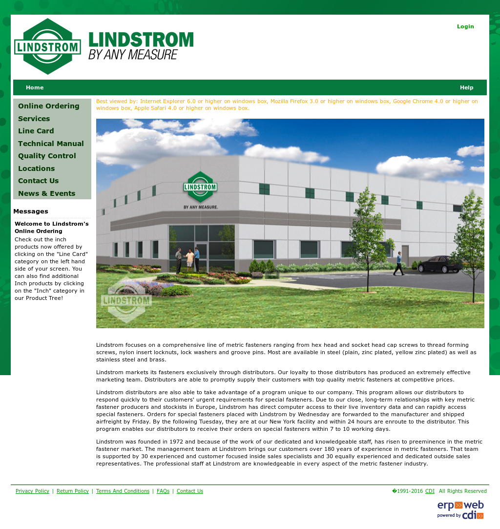 lindstrom metric company profile revenue number of employees funding news and acquisitions. Black Bedroom Furniture Sets. Home Design Ideas