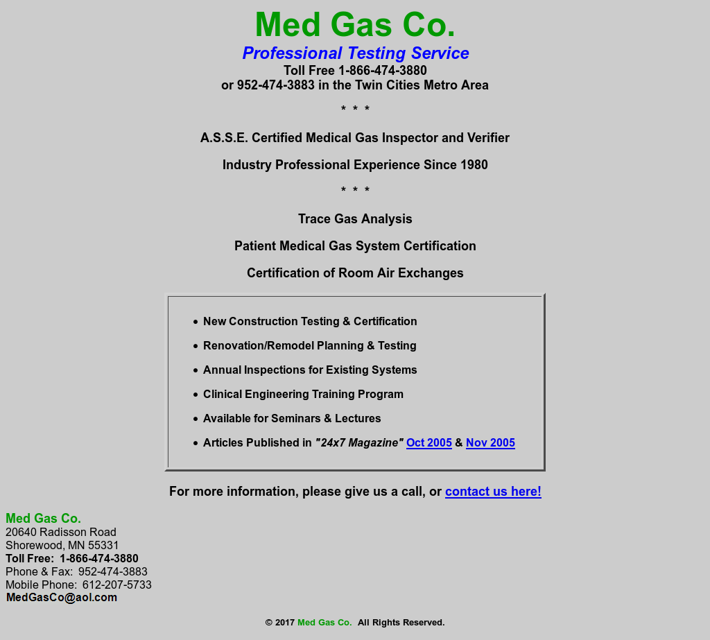 Med Gas Competitors Revenue And Employees Owler Company Profile