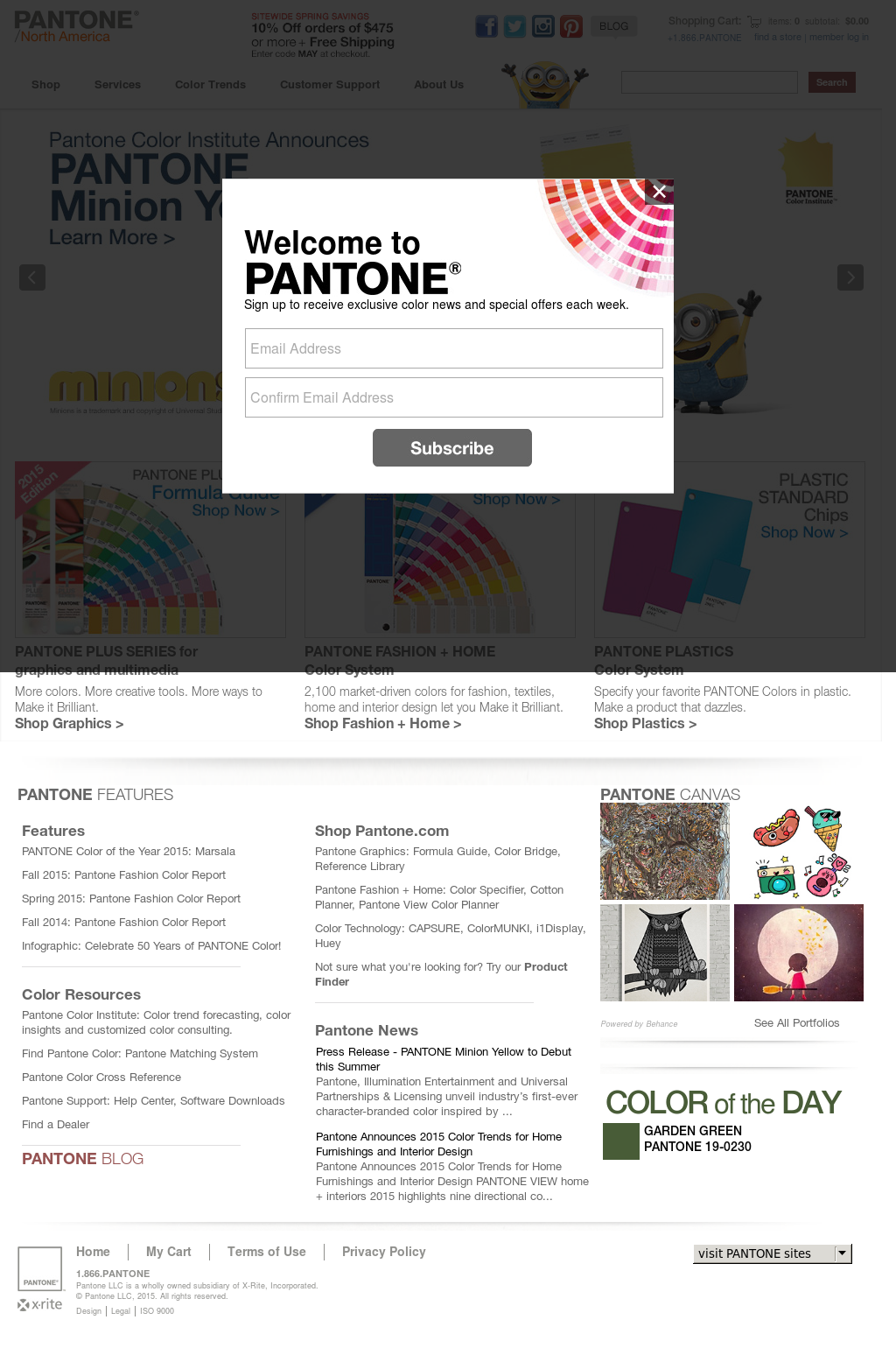 Pantone Competitors Revenue And Employees Owler Company Profile