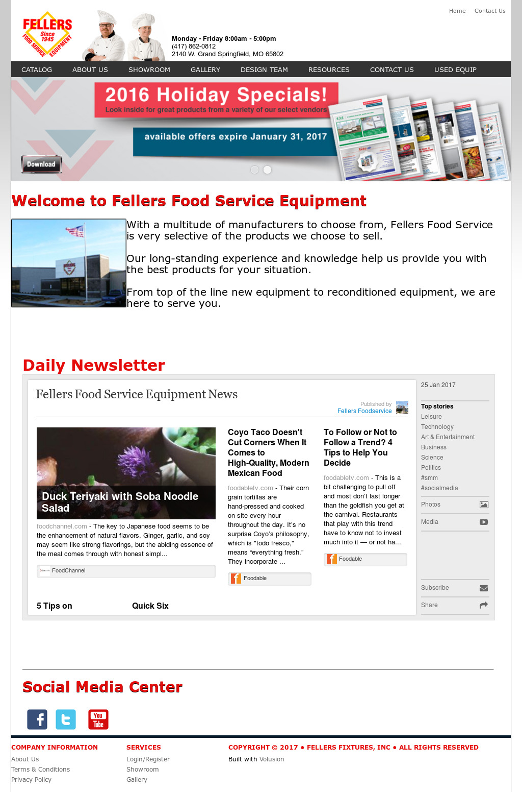 Fellers Fixtures Competitors, Revenue and Employees - Owler Company