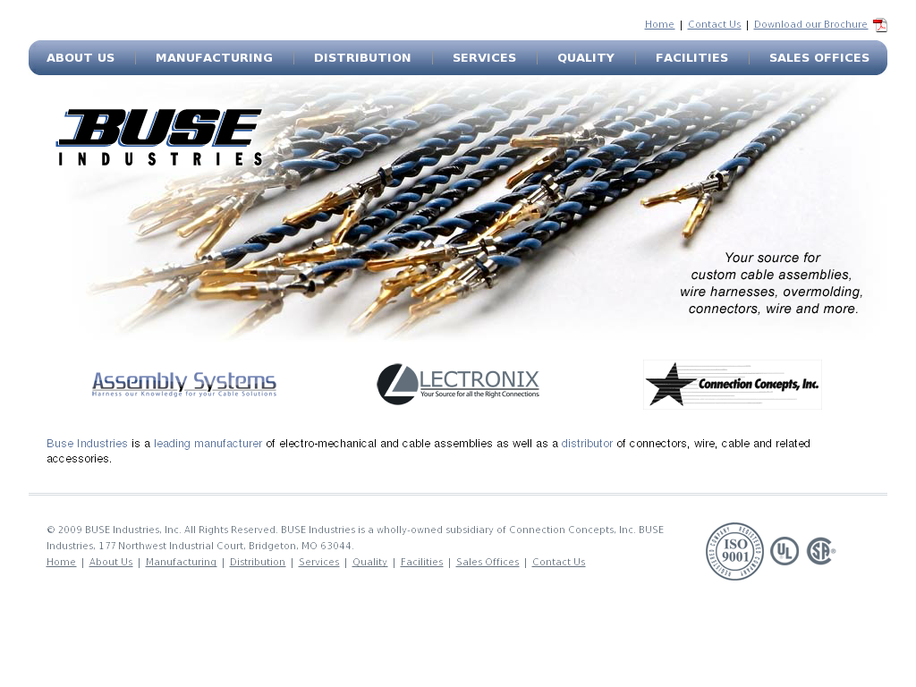 Buse Industries Competitors, Revenue and Employees - Owler Company ...