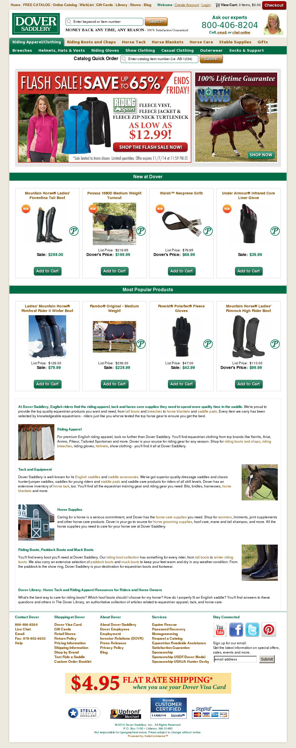 Dover Saddlery Competitors, Revenue and Employees - Owler