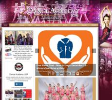 Dance Academy website history