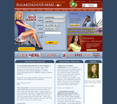 SugarDaddyForMe website history