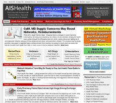 AISHealth website history