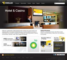 ONELAN website history