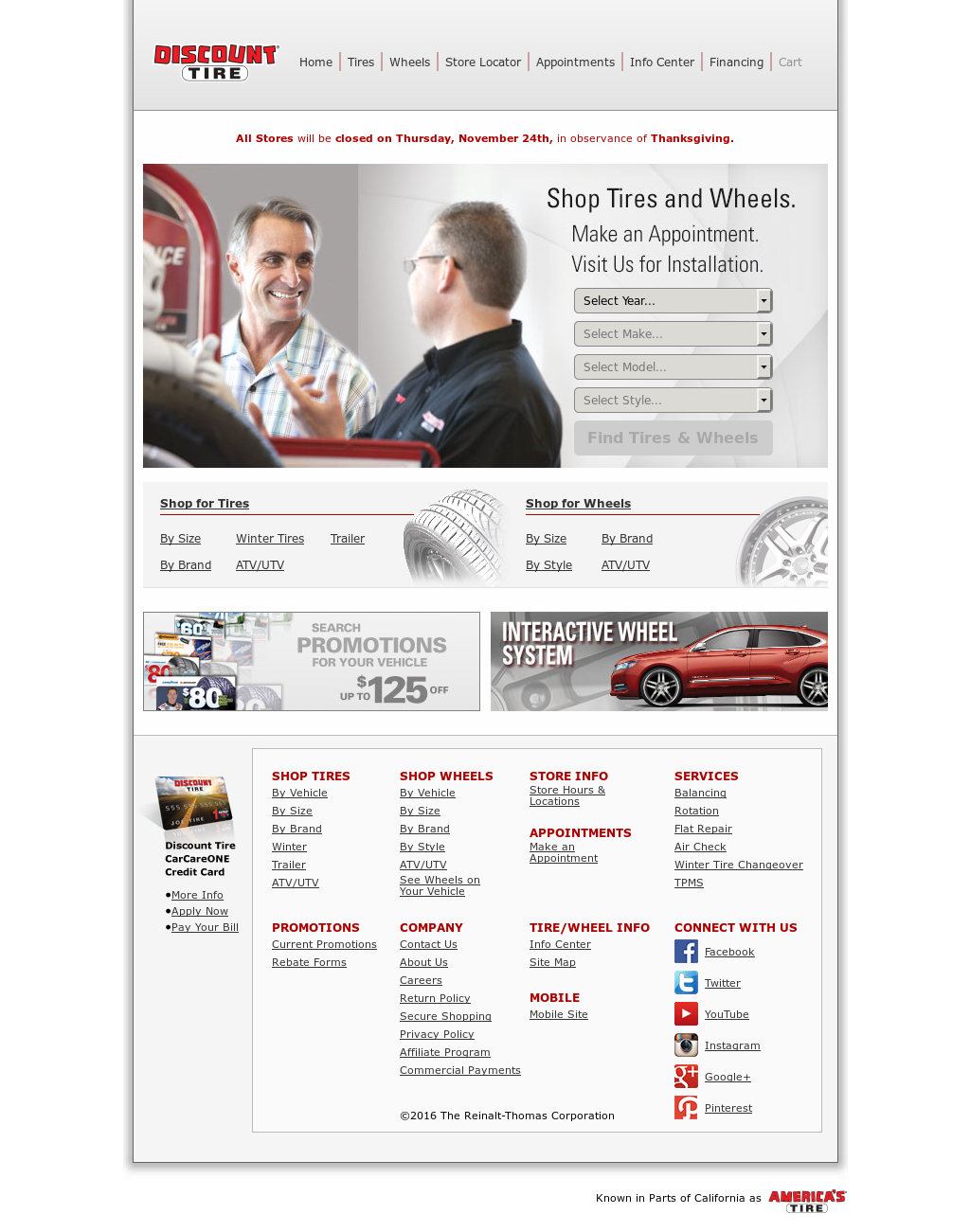 Discount Tire Competitors, Revenue and Employees - Owler