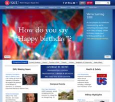 SMU website history
