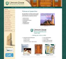 Upstate Door website history  sc 1 st  Owler & Upstate Door Competitors Revenue and Employees - Owler Company Profile