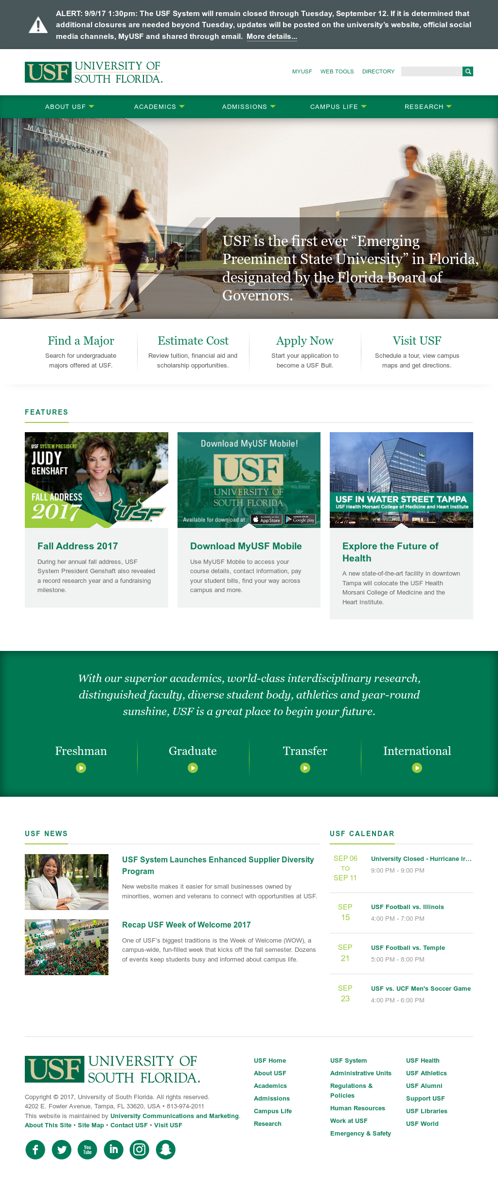 USF Competitors, Revenue and Employees - Owler Company Profile