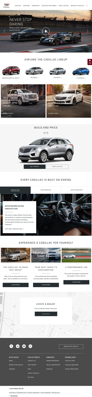 Cadillac Festival Of The Arts 2021 - Car Wallpaper