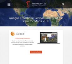 Thermopylae Sciences and Technology website history