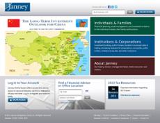 Janney Montgomery Scott website history