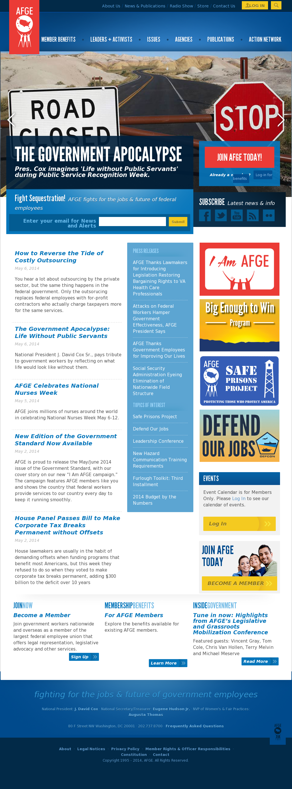 AFGE Competitors, Revenue and Employees - Owler Company Profile