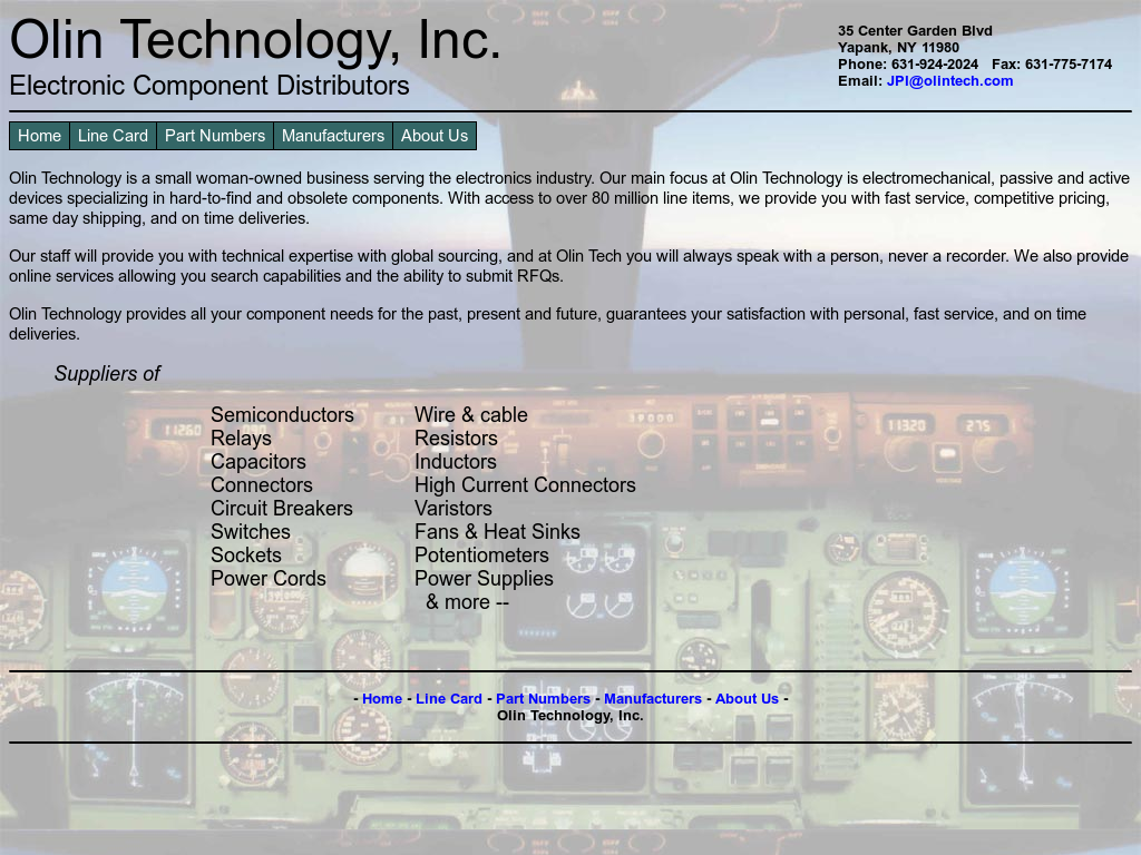 Olin Technology Competitors Revenue And Employees Owler Company Electronics Repair Center Inc We Specialize In Industrial Electronic Website History