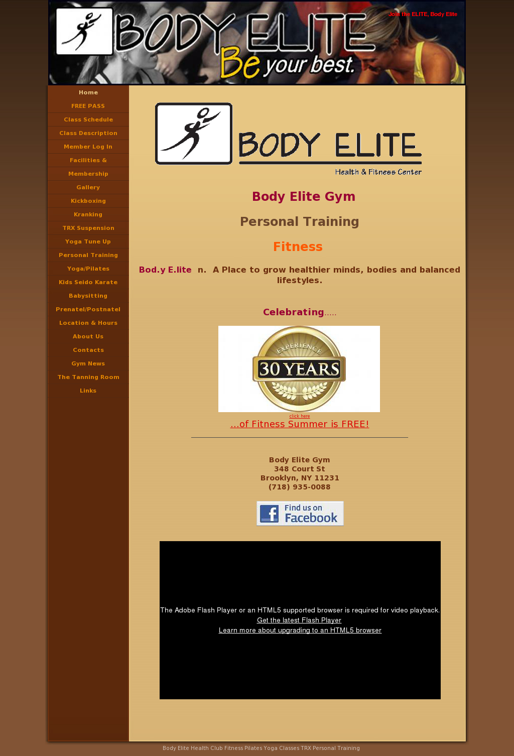 Body Elite Health Competitors, Revenue and Employees - Owler