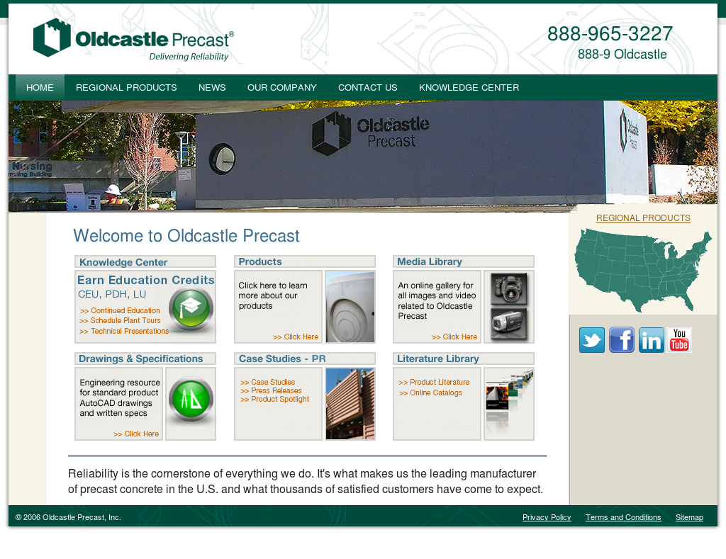 Oldcastle Precast Competitors, Revenue and Employees - Owler