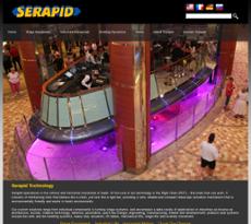 Serapid website history