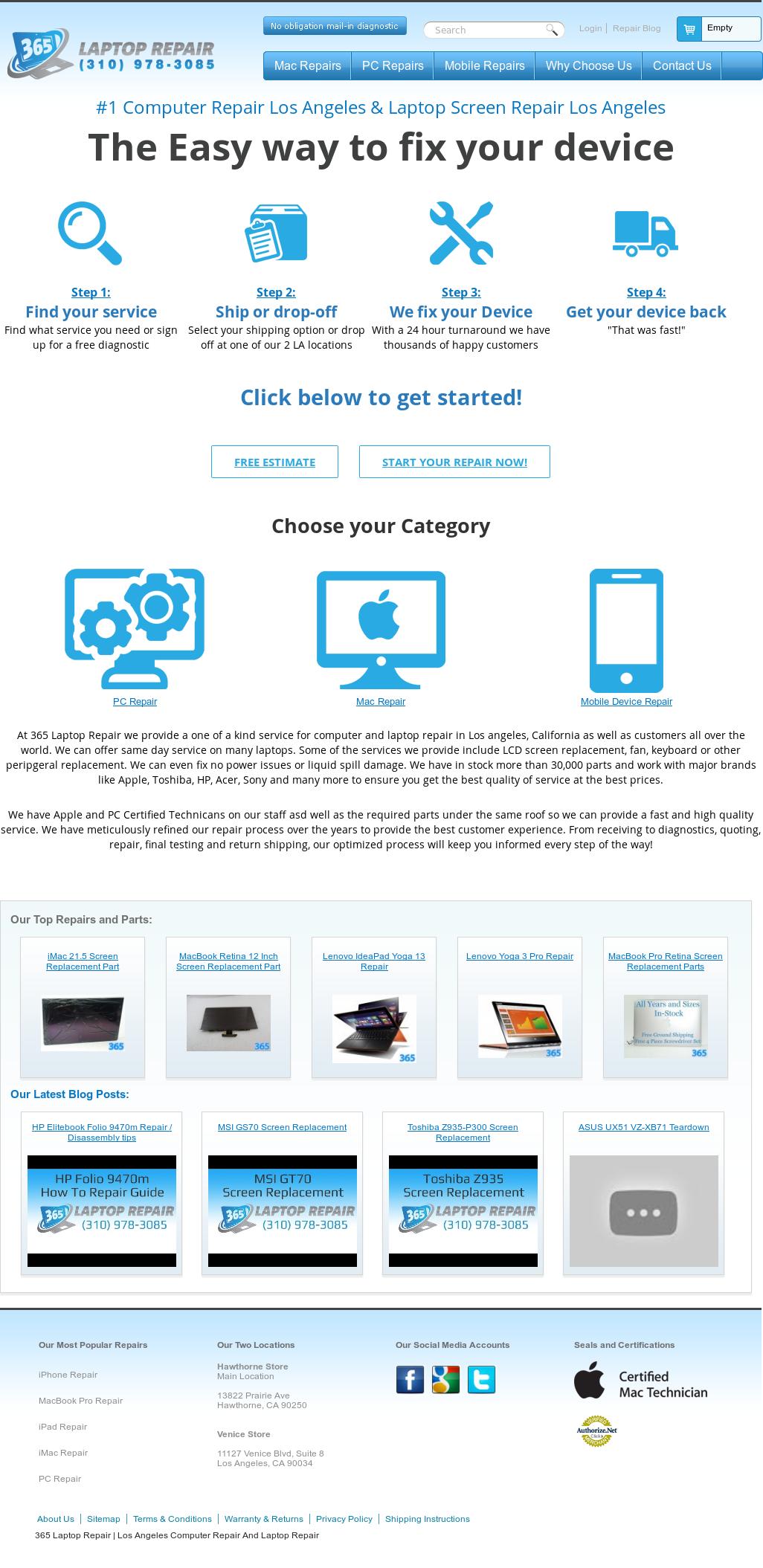 365 Laptop Repair Competitors Revenue And Employees Owler Company Diagram Profile