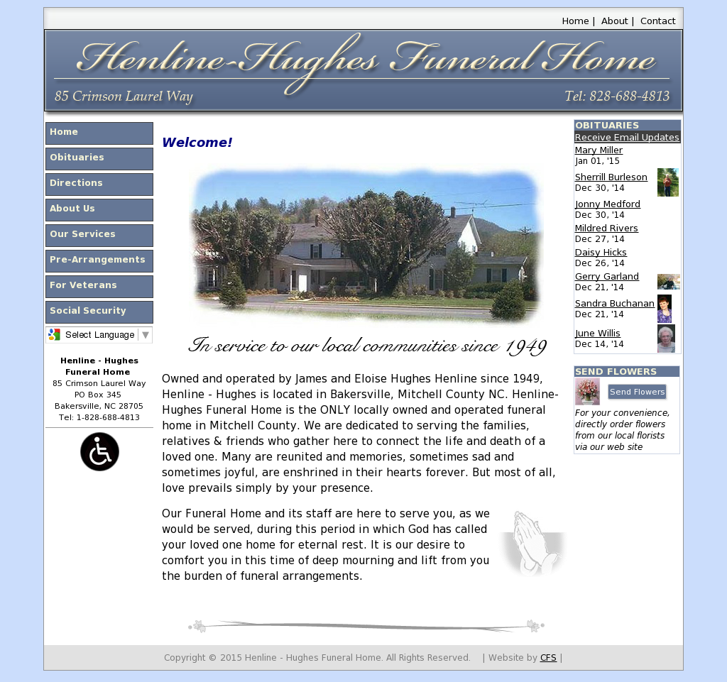 Henline Hughes Funeral Home Competitors Revenue And