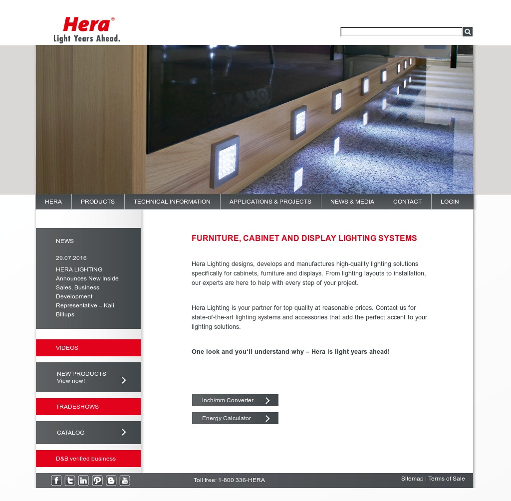 Hera Lighting Compeors Revenue And Employees Owler