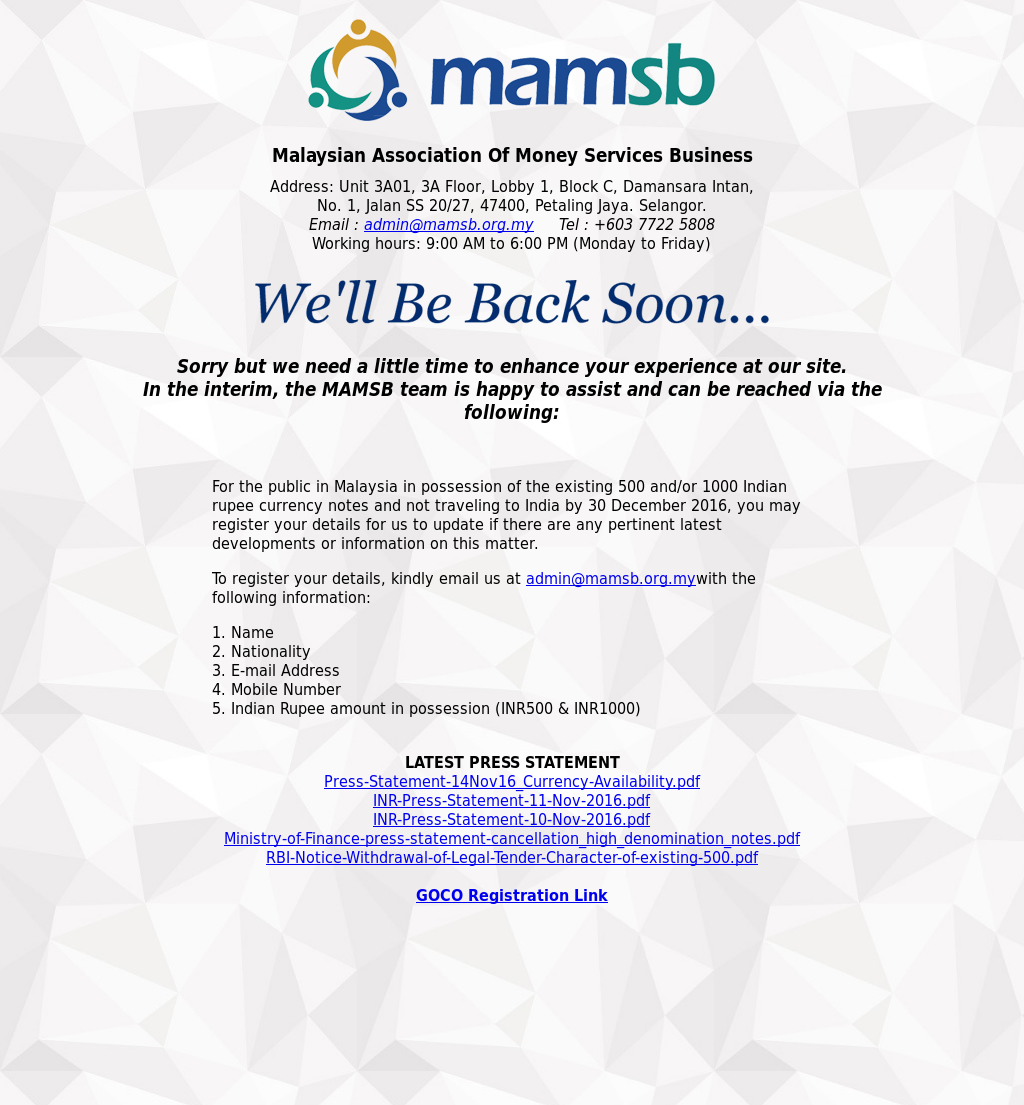 MAMSB Competitors, Revenue and Employees - Owler Company Profile