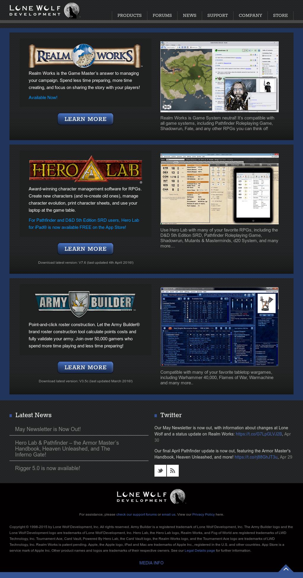 hero lab free download