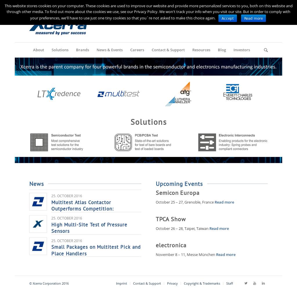 Xcerra Competitors, Revenue and Employees - Owler Company