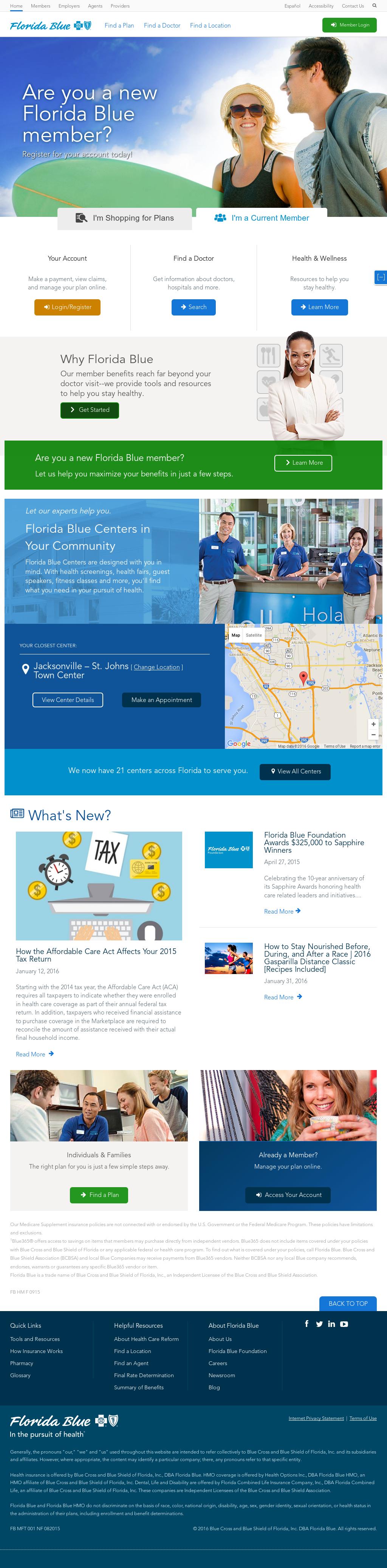 Florida Blue Medicare >> Florida Blue Competitors Revenue And Employees Owler
