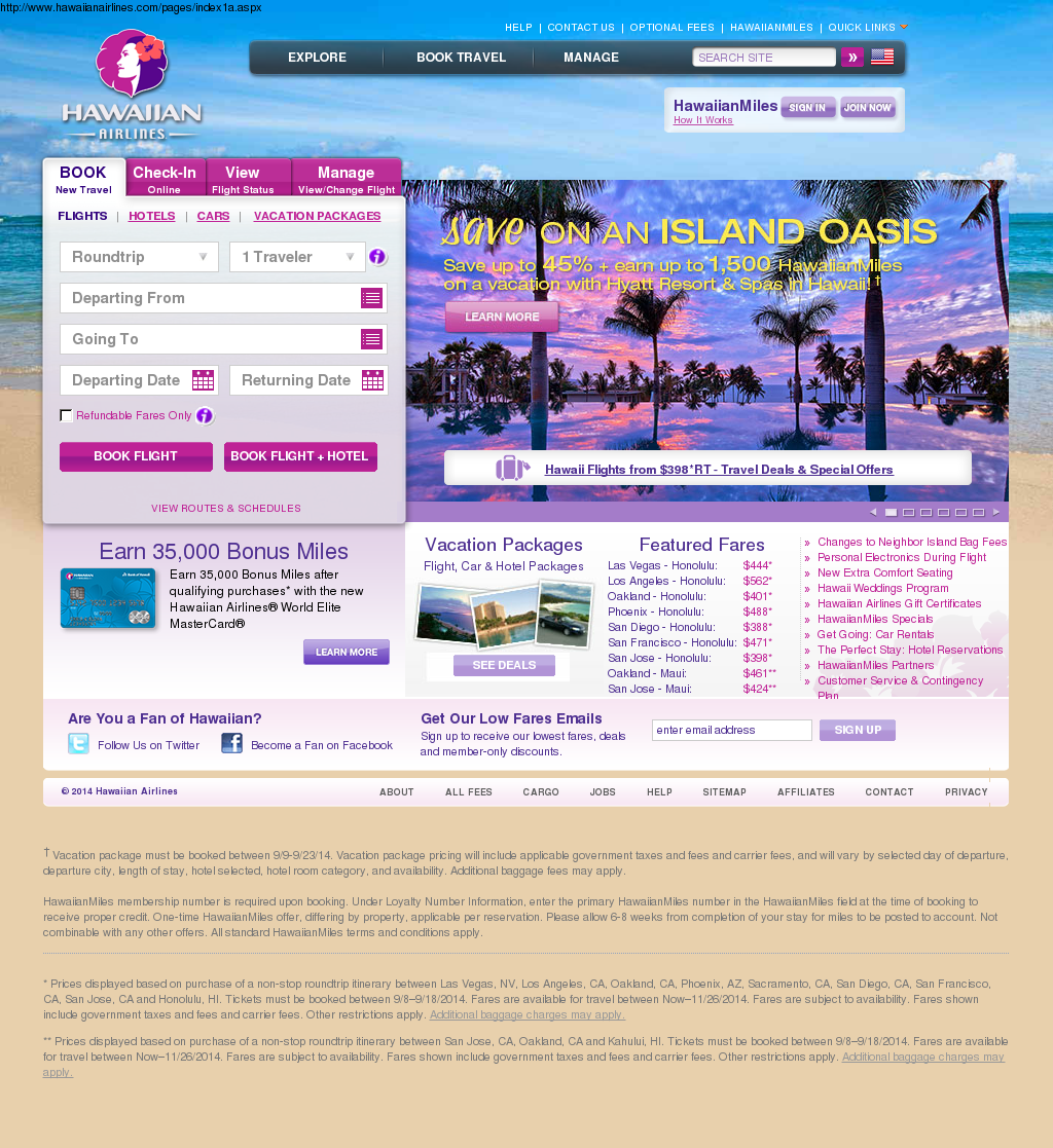 Hawaiian Airlines Competitors, Revenue and Employees - Owler