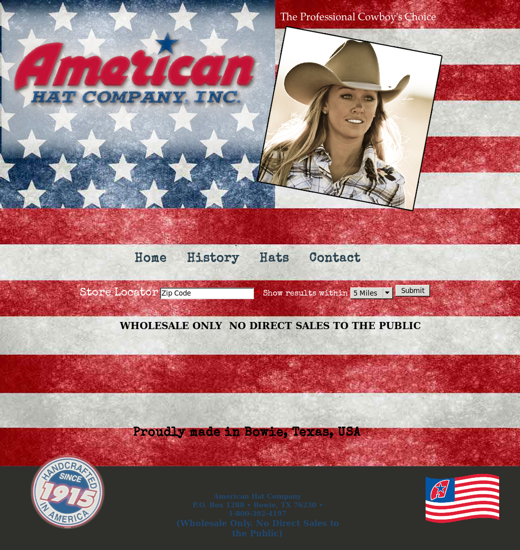 American Hat Company Competitors, Revenue and Employees