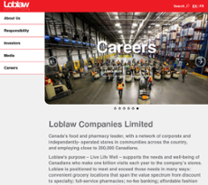 loblaw company profile Loblaw's company limited - salary - get a free salary comparison based on job title, skills, experience and education accurate, reliable salary and compensation comparisons for canada.