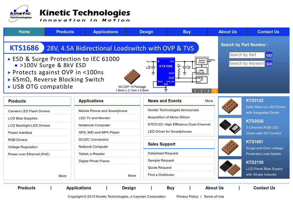 da3368567ad Kinetic Technologies Competitors, Revenue and Employees - Owler Company  Profile