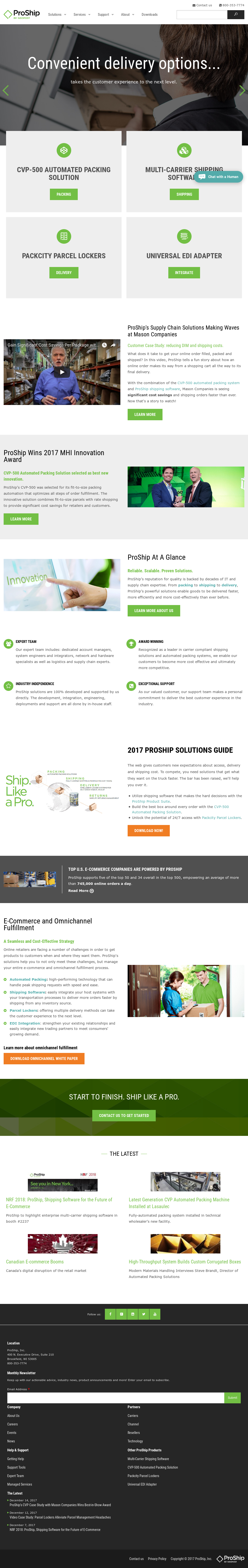 ProShip Competitors, Revenue and Employees - Owler Company