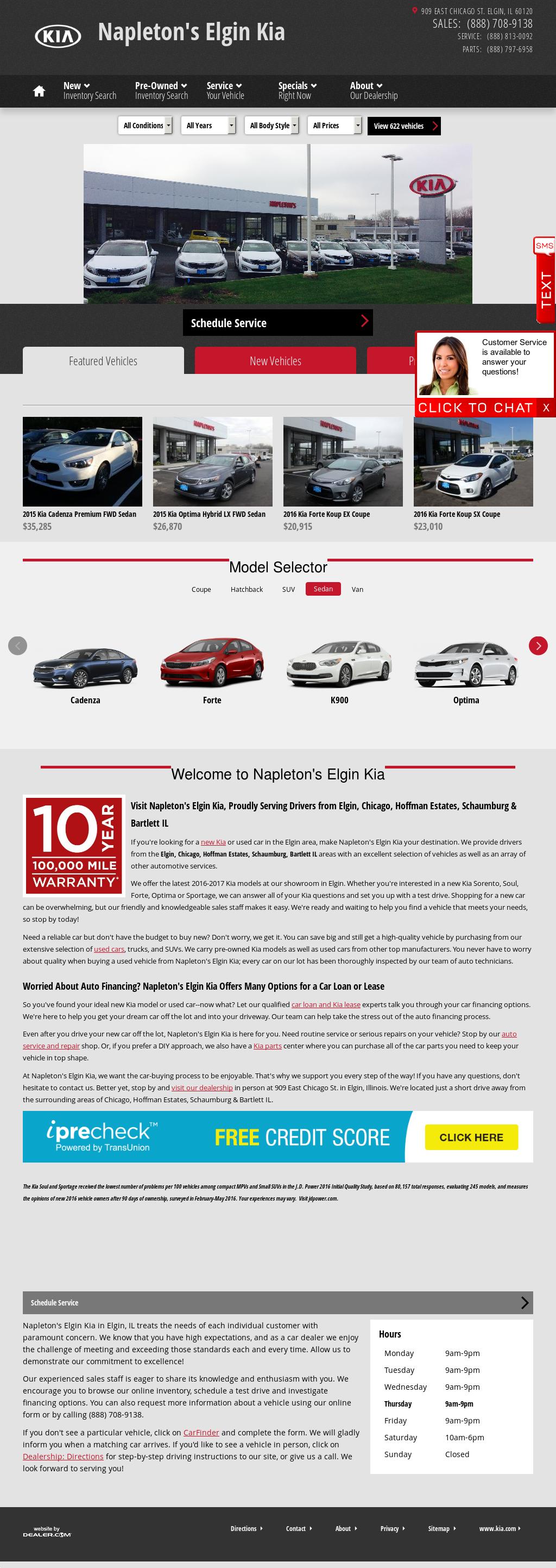 Napleton Kia Elgin >> Napleton S Elgin Kia Competitors Revenue And Employees