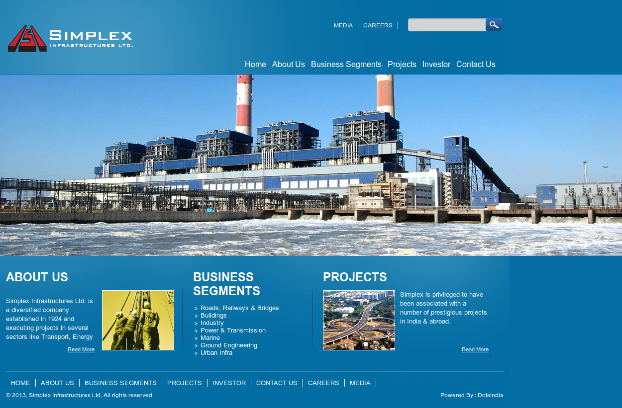 Simplex Infrastructures Competitors, Revenue and Employees