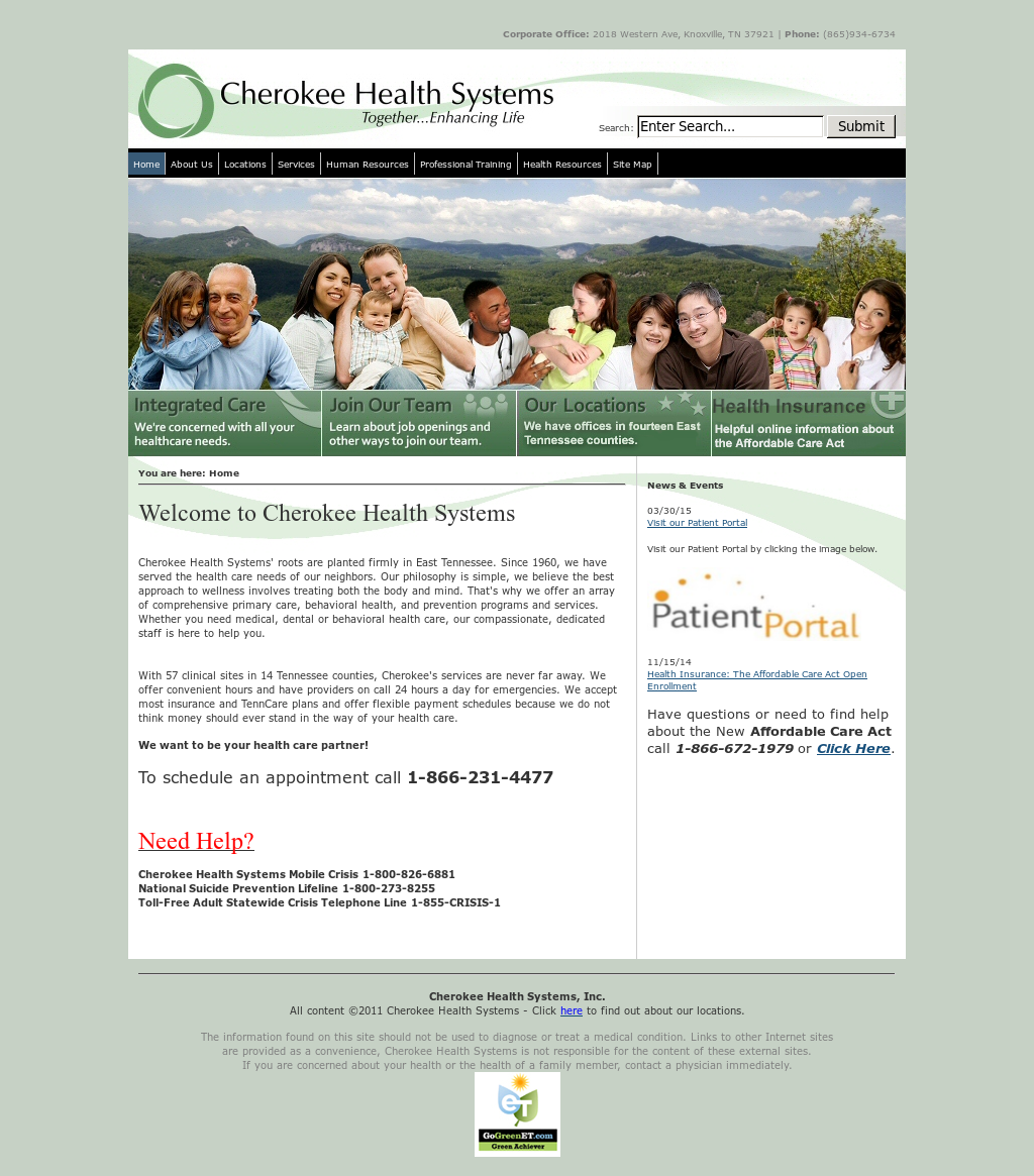 Cherokee Health Systems Competitors Revenue And Employees Owler